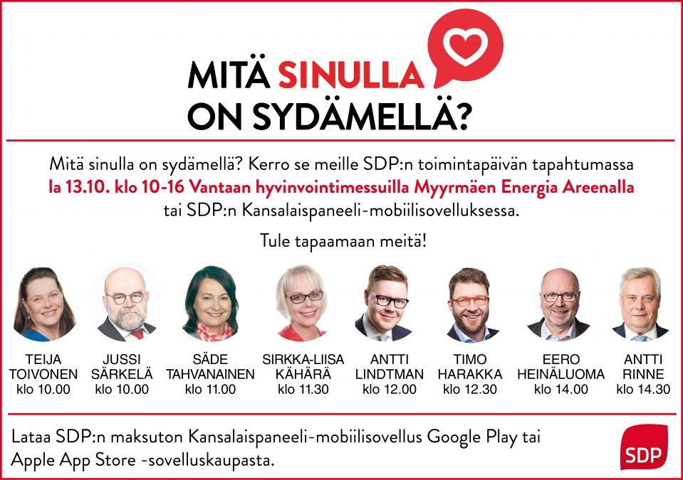 Eduskuntavaalit 2021 Ehdokkaat Lappi