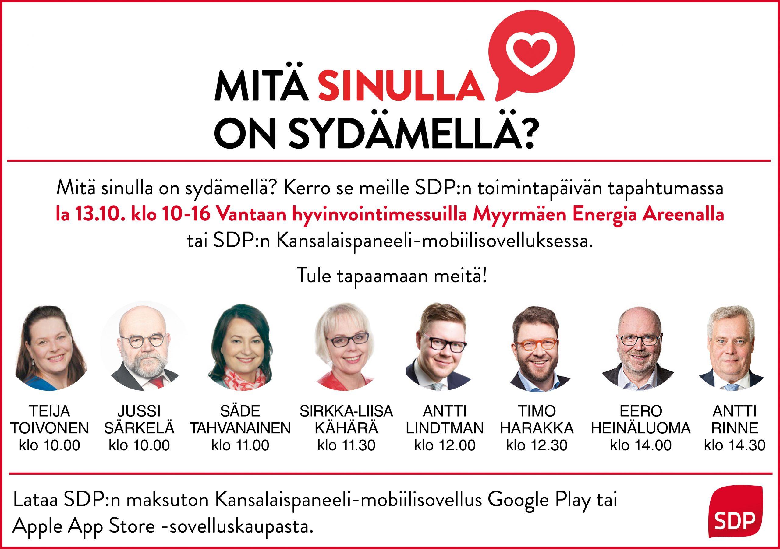 Varsinais-Suomi Eduskuntavaaliehdokkaat