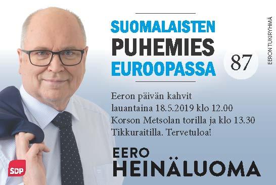 Eduskuntavaaliehdokkaat Varsinais-Suomi