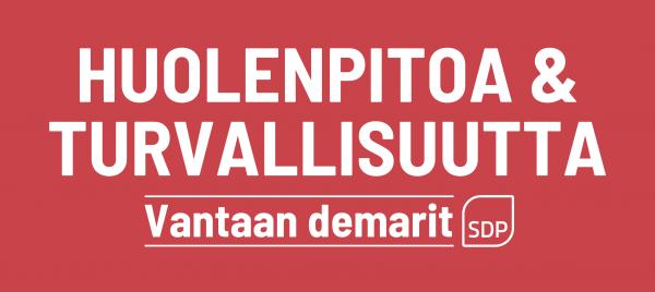 SDP Vantaa